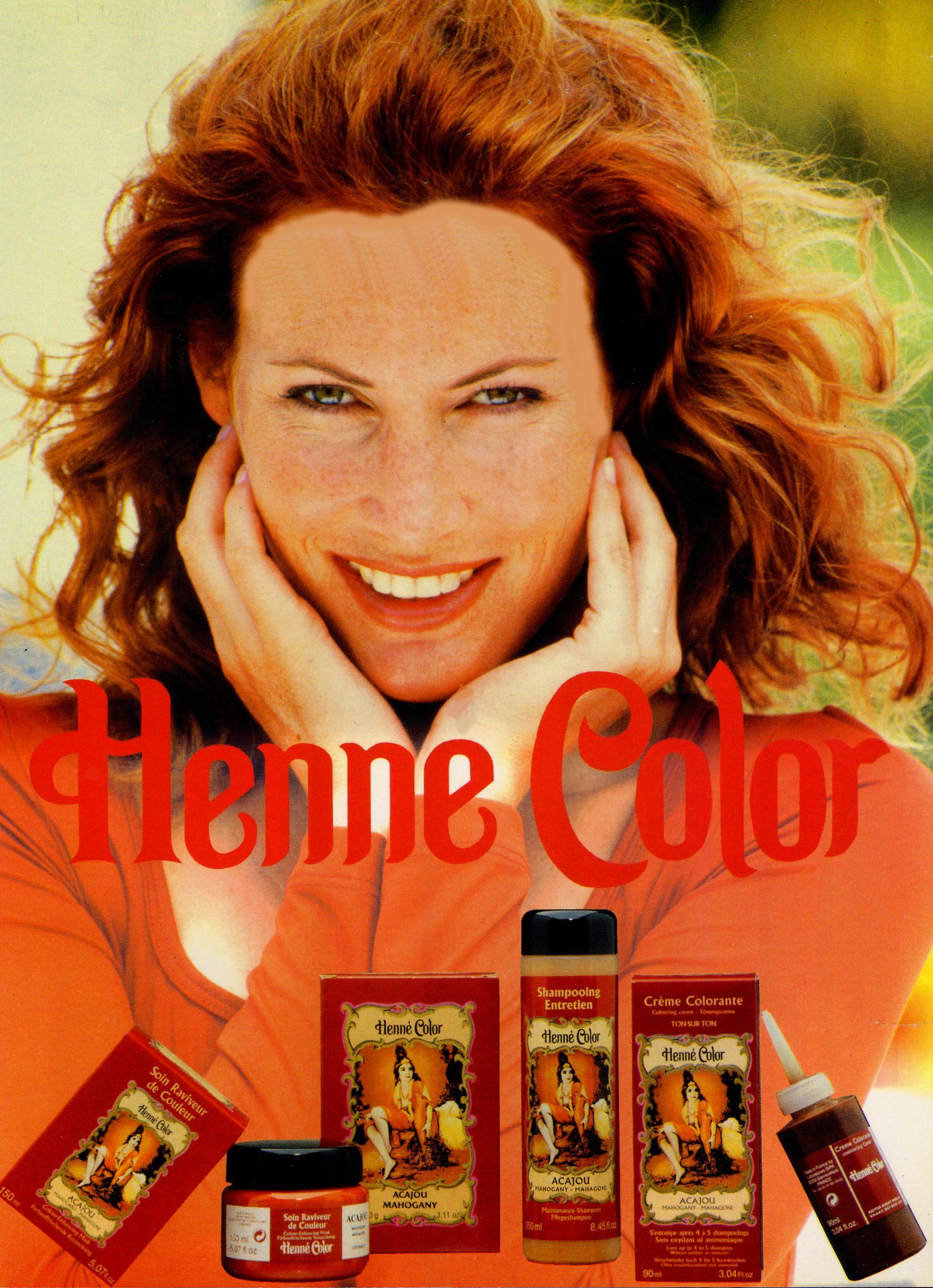 1 Bild Henna Frau