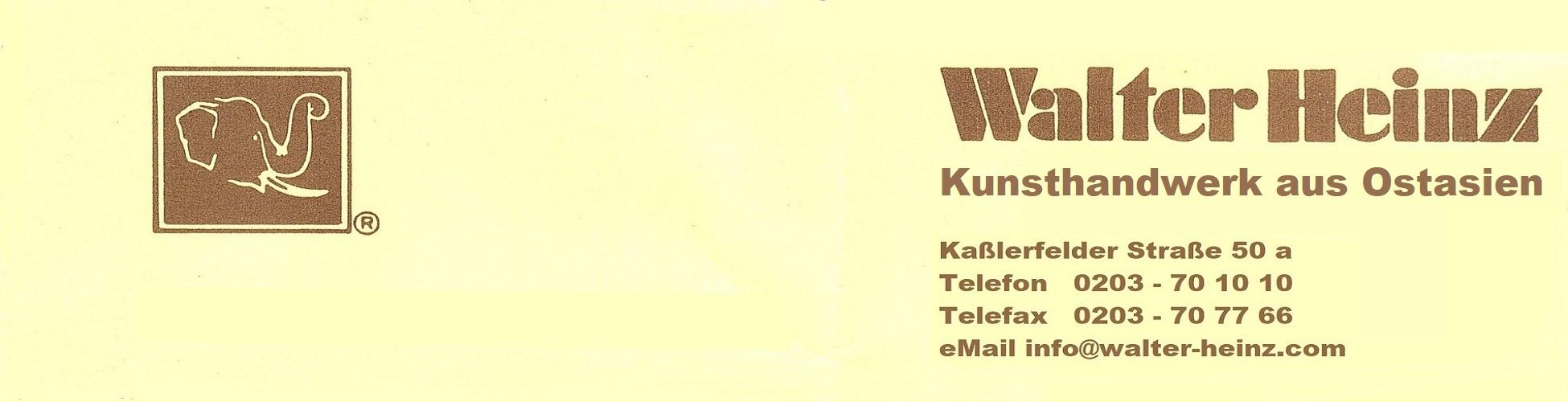 Walter Heinz Großhandel
